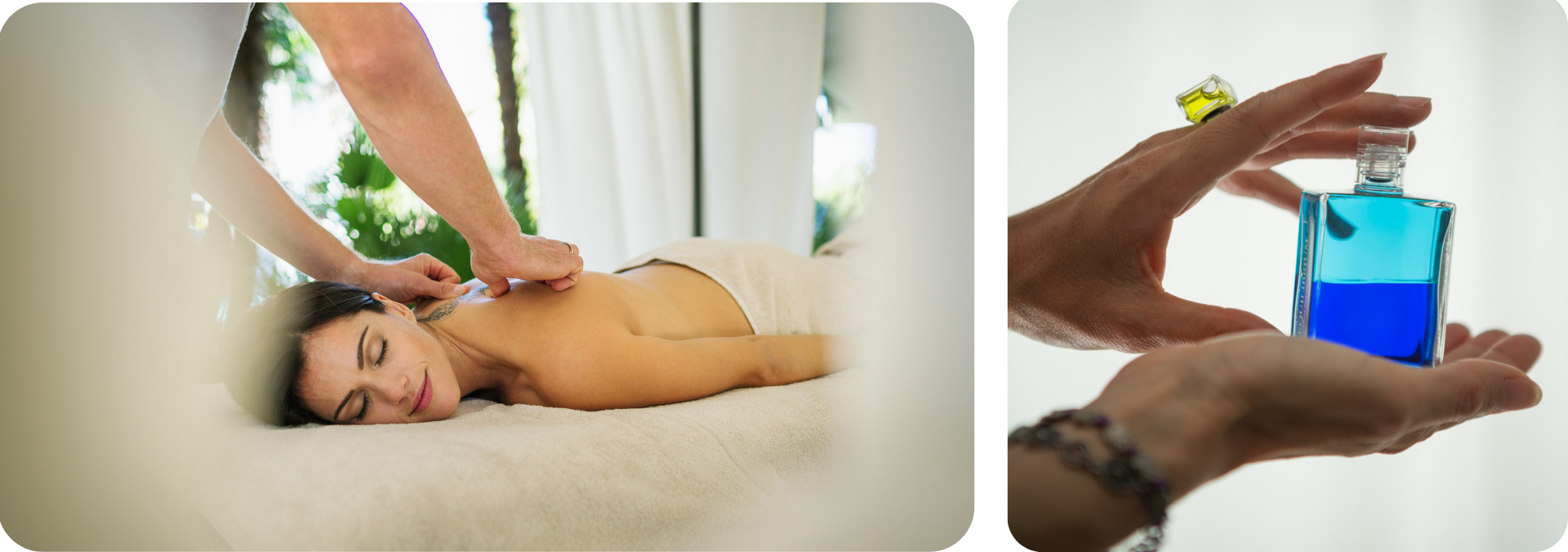 Blu Massage at ColorHotel